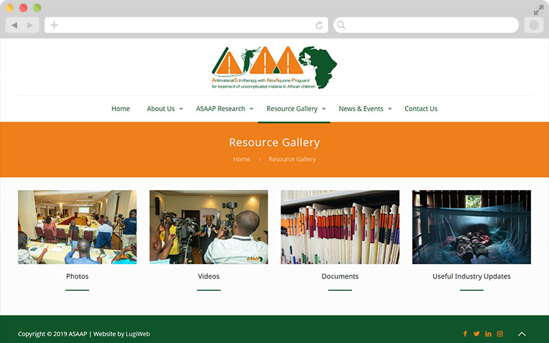 ASAAP Project - Resources