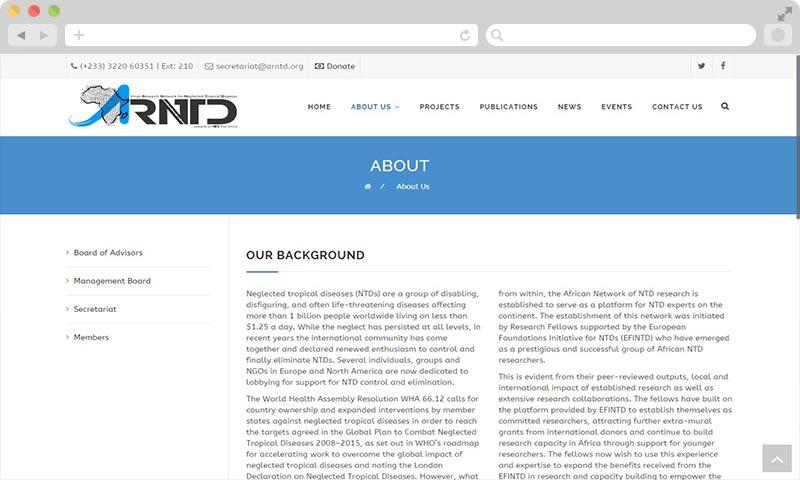 ARNTD Project