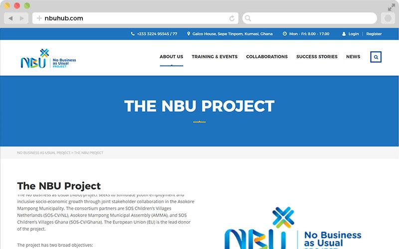 NBU Hub Project