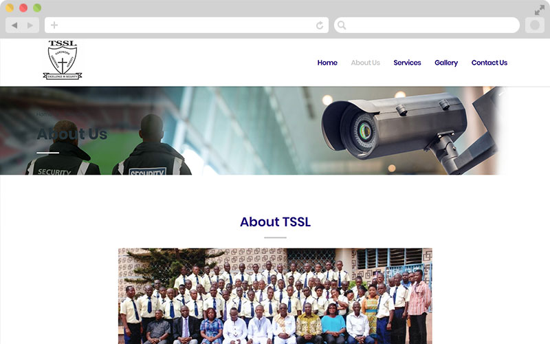 tssl - about us page