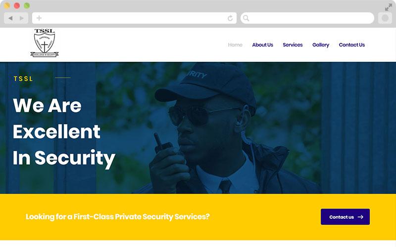 tssl - homepage